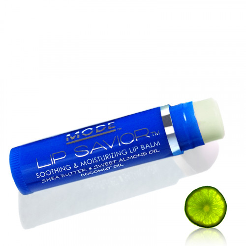 Lip Savior Soothing & Moisturizing Lip Balm - Lime