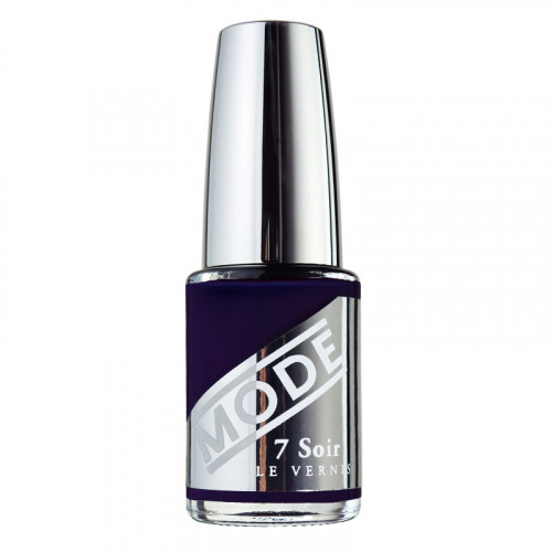 7 Soir™ Le Vernis Nail Lacquer - Stroke Of Midnight