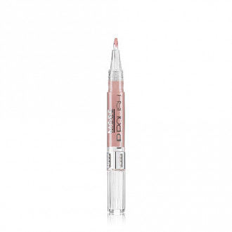 Lip Polish Brush On Intense Shine Gloss - Kiss