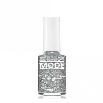 Nail Enamel Glitter - Shade 411