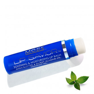 Lip Savior Soothing & Moisturizing Lip Balm - Peppermint Pout