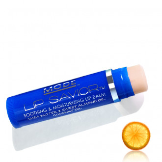 Lip Savior Soothing & Moisturizing Lip Balm - Mandarin Orange