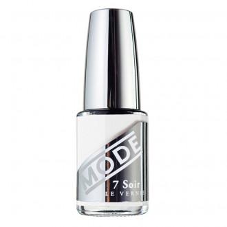7 Soir™ Le Vernis Nail Lacquer - White Hot Shock