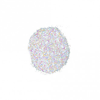 Angel Dust™ Roll On Shimmering 3D Electric Glitter - Electric Rainbow