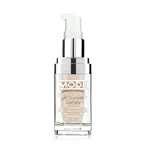 MODE's Natural Skin High Performance Hydrating Foundation