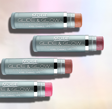 Glide & Glow 3-in-1 Highlighter Blush Stick