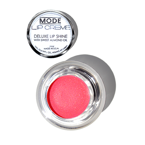 MODE's Lip Creme Deluxe Lip Shine