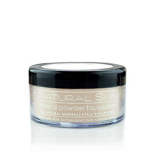 Natural Skin™ Mineral Powder Foundation - Shade 213
