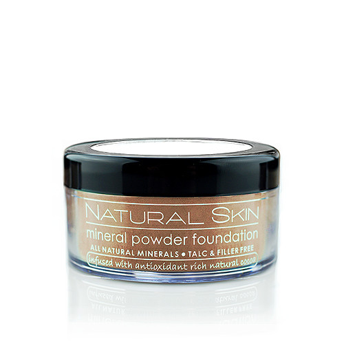 Natural Skin™ Mineral Powder Foundation - Shade 218