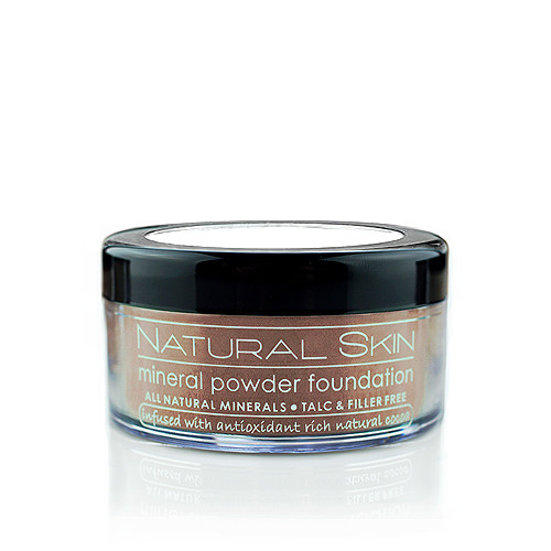 Natural Skin™ Mineral Powder Foundation - Shade 220