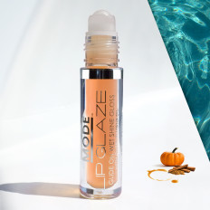 Lip Glaze Glide On Wet Shine Gloss - Pumpkin Spice Latte