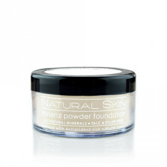 Natural Skin™ Mineral Powder Foundation - Shade 211