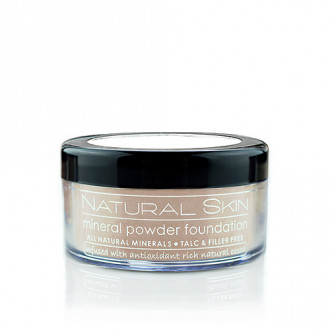 Natural Skin™ Mineral Powder Foundation - Shade 215