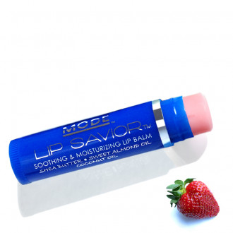 Lip Savior Soothing & Moisturizing Lip Balm - Strawberry Fields