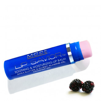 Lip Savior Soothing & Moisturizing Lip Balm - Wildberry