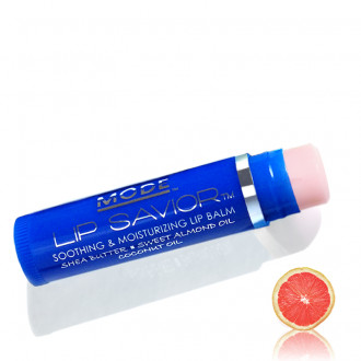 Lip Savior Soothing & Moisturizing Lip Balm - Pink Grapefruit