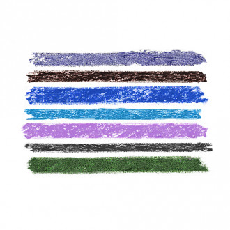 Mini Eyeliner Pencil - Smokin' Seven Set