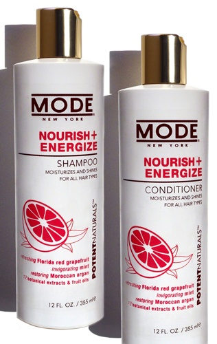 Nourish+Energize™ Hair Care
