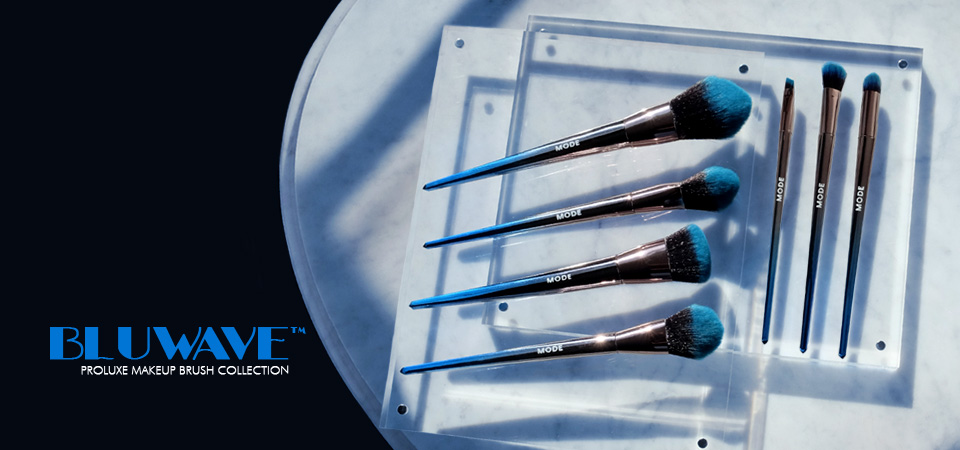 Bluwave™ ProLuxe Brush Collection