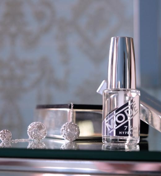 Salon Top & Base Coat Nail Polish