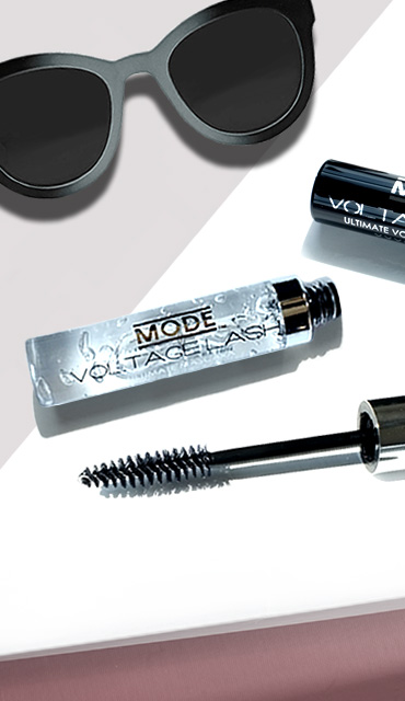 Voltage Lash Ultimate Clear Brow Gel Mascara