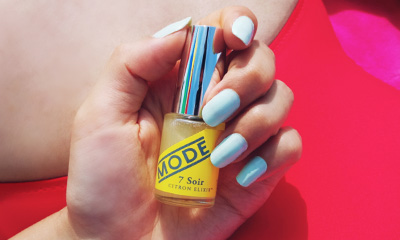 7 Soir™ Le Vernis Nail Lacquer in Leather Vault